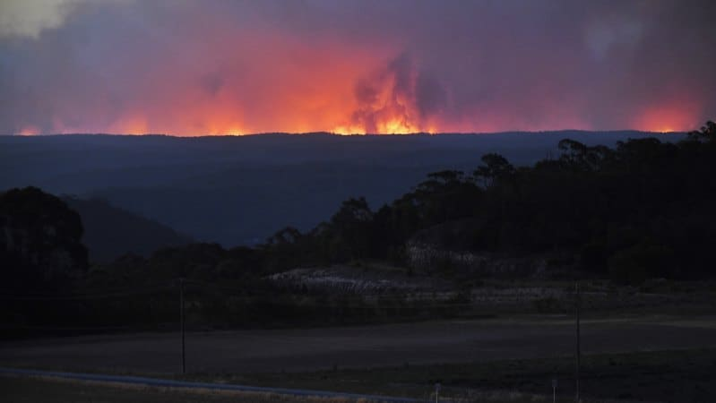 How to Keep Safe During Bushfires